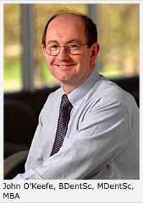 John O'Keefe Chairman da OSAP, alerta sobre a importância da prática segura de injetáveis em Odontologia