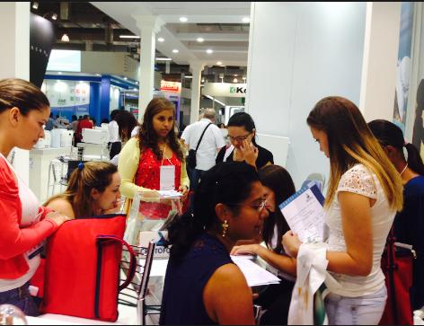 CIOSP - Workshops Biossegurança  Cristófoli fazem sucesso no CIOSP 2015