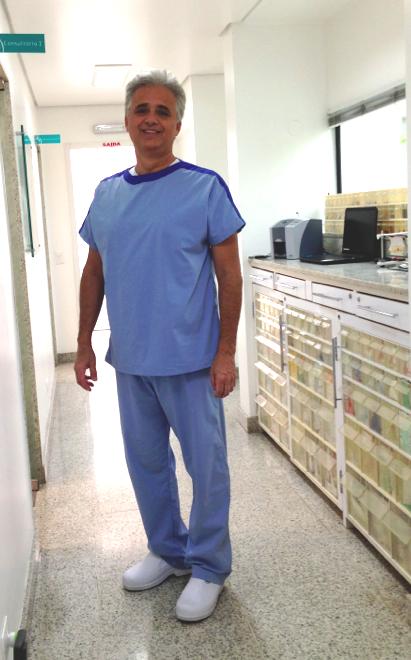 Pijamas no Consultório Odontológico!