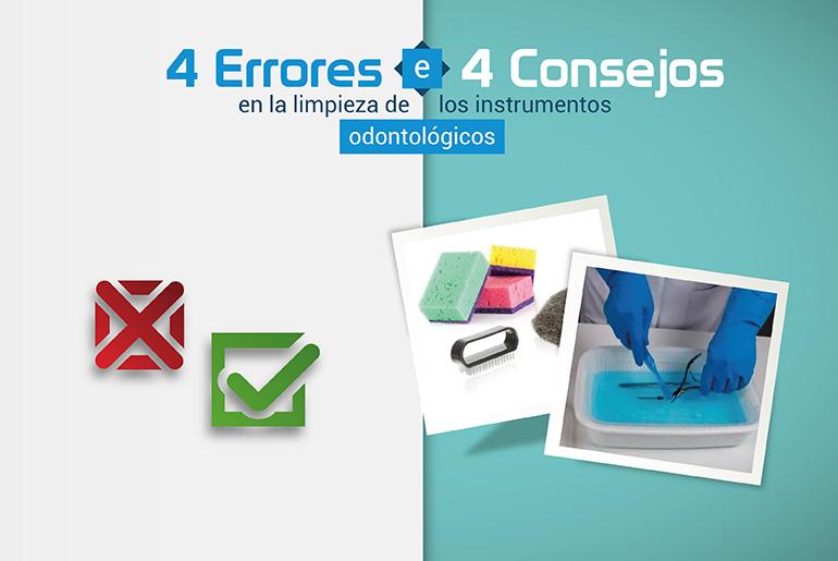4 errores y 4 consejos en la limpieza de instrumentos - Limpiador de errores gratis ...