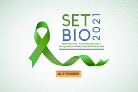 Septiembre Verde – SETBIO 2021 Programación